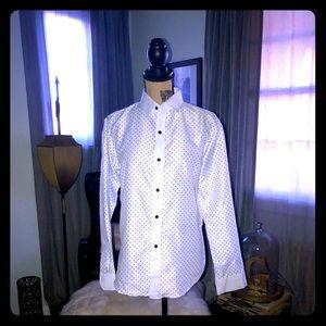 VSKA button Down shirt NWOT